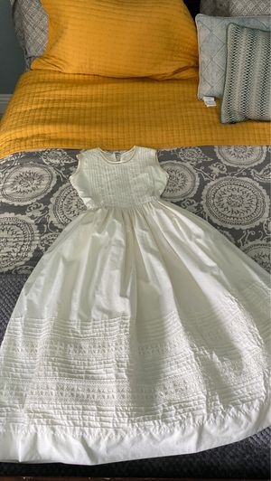 First communion/ flower girl dress size 10 for kids for Sale in Santa Clarita, CA