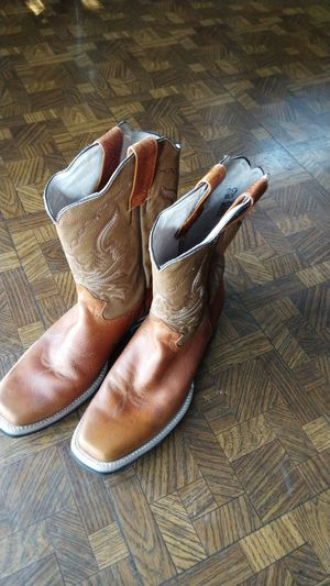 Boots- western style for Sale in Riverside, CA