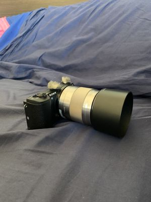 Sony a5100 with e50 lens for Sale in Aurora, CO