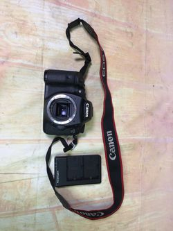Canon digital camera EOS 7D pro camera photography video BCP007972 for Sale in Huntington Beach,  CA