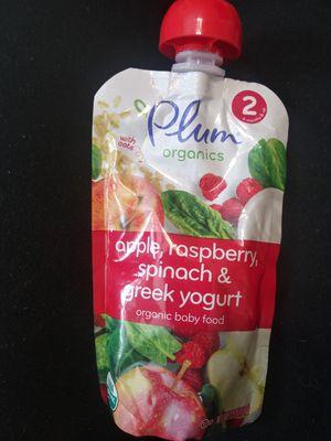 35 Plum Organics Baby food for Sale in Ottumwa, IA
