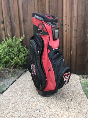 Texas Tech Golf Bag for Sale in Mansfield, TX