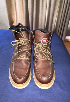 Red Wing Irish Setter Work Boots for Sale in Los Angeles, CA