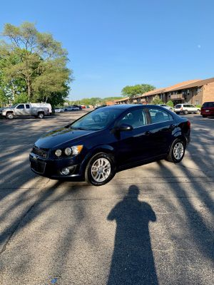 Chevrolet Sonic 2015 for Sale in Prospect Heights, IL