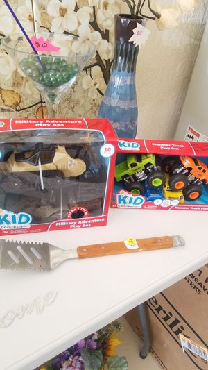 Kids boys toys $5 each for Sale in Palm Springs, FL