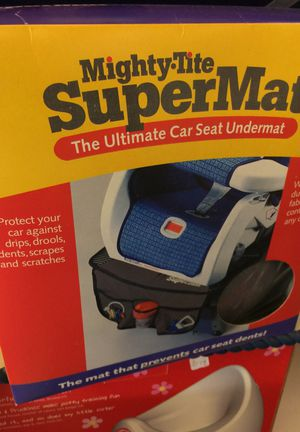 Car seat under-mat for Sale in Philadelphia, PA