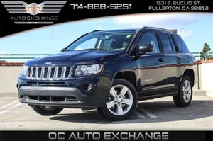 2016 Jeep Compass for Sale in Fullerton, CA