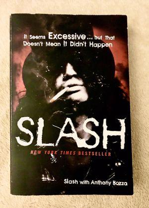 2 Slash/Guns n Roses Biographies for Sale in Neenah, WI