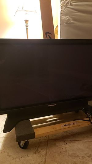 TV Panasonic Wide Plasma Display for Sale in SUNNY ISL BCH, FL