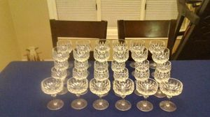 Crystal Glasses for Sale in Indianapolis, IN