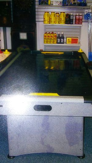 Air Hockey Table- harvard $100 for Sale in Roseville, MI