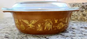 Vintage Pyrex Casserole Dish and Lid for Sale in Town and Country, MO