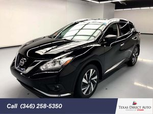 2017 Nissan Murano for Sale in Stafford, TX
