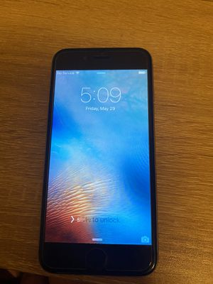 IPhone 6S Space Grey (Sprint 16GB) for Sale in Herndon, VA