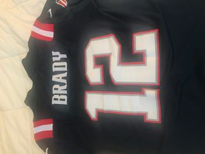 Nike Tom Brady #12 Color Rush Limited Jersey-Navy $159.99 for Sale in Pawtucket, RI