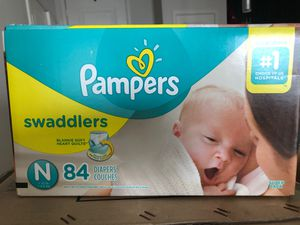 New newborn diapers for Sale in Farmers Branch, TX