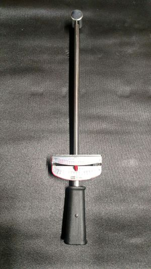 Craftsman beam torque wrench 1/2 inch drive for Sale in Pepperell, MA