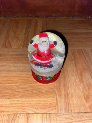 Small Christmas Snow Globe for Sale in Chicago, IL