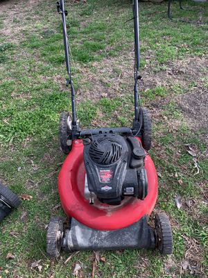 Lawn mower working condition for Sale in Dallas, TX