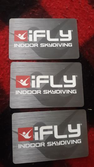 Ifly indoor skydiving for Sale in Richland, WA