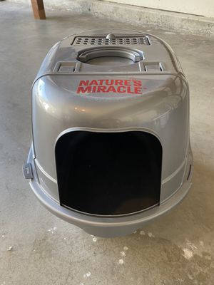 Kitty Litter Box for Sale in Fallbrook, CA
