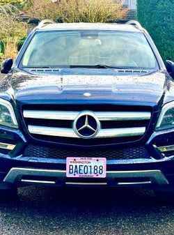 2013 Mercedes-Benz GL-Class for Sale in Issaquah,  WA