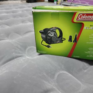 Air Mattress And Electric Pump for Sale in Rancho Cucamonga, CA