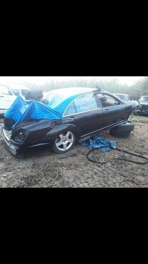 07-12 Mercedes Benz s550 parts, motor trans good 30 day warranty for Sale in Houston, TX