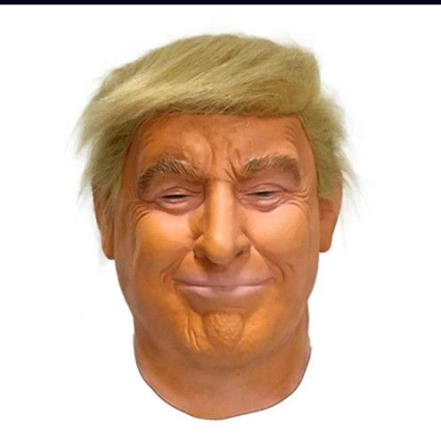 Halloween Trump Mask