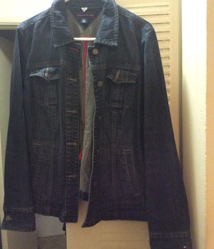 Tommy Hilfiger Jean Jacket (XL)ladies for Sale in Forest Heights, MD