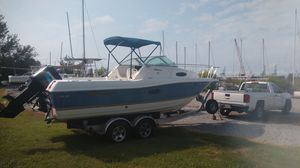 2002 Wellcraft 24 Walkaround Fishing Boat for Sale in Norfolk, VA