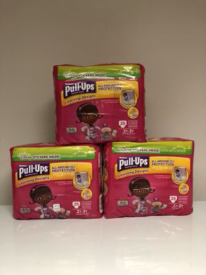 Huggies Pull-Ups for Sale in West Hempstead, NY