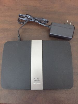 Linksys EA4500 Wireless Router for Sale in Hallandale Beach, FL
