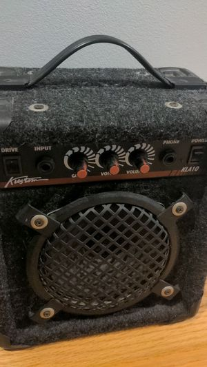 Kustom KLA amp/speaker - great for guitar for Sale in Chicago, IL