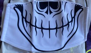 skeleton face covers $8 each for Sale in El Paso, TX