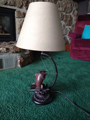 Fishing Lamp for Sale in St. Louis, MO