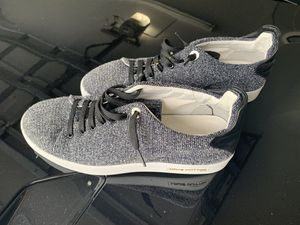 Louis Vuitton sneakers gray size 10 for Sale in Pinellas Park, FL