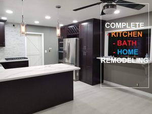 Kitchen cabinets, countertops, tile, laminate, construction and more for Sale in Long Beach, CA