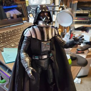 Darth Vader Figure 12inch Disney Store Like Hot Toy for Sale in Artesia, CA