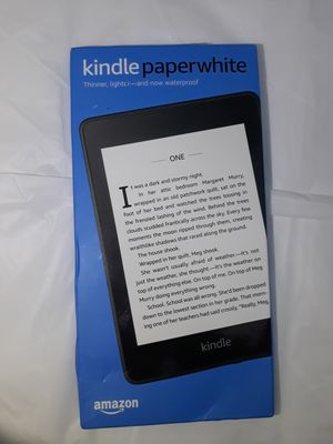 Kindle Paperwhite NEW 10th gen for Sale in San Antonio, TX