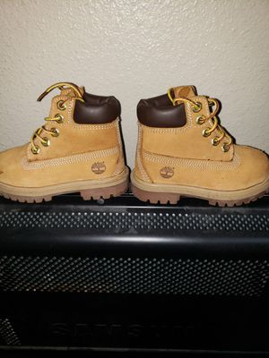 Timberland toddler 6C for Sale in San Antonio, TX