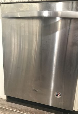 Dishwasher whirlpool for Sale in St. Louis, MO