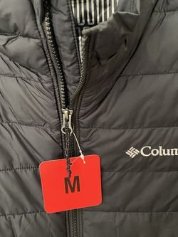 Columbia Men's Trail Puffer Thermal Coil Jacket Coat MOUNTAIN Size M Color Bl for Sale in Carson,  CA