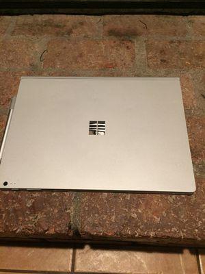 "Microsoft Surface Book 2-in-1 Laptop 13.5"" I5 6300U 8GB Windows 10 PRO for Sale in La Mirada, CA"