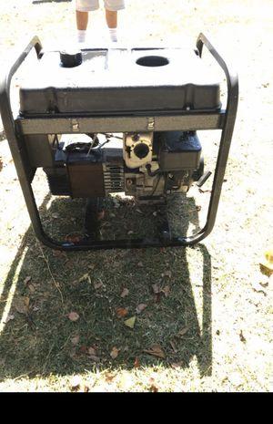 Coleman generator 5,500 watts $500 OBO for Sale in Stockton, CA