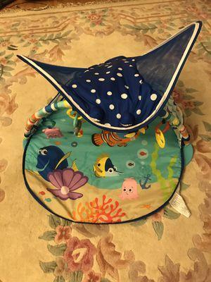 Bright Starts Disney Baby Finding Nemo Mr. Ray Ocean Lights & Music Gym for Sale in Virginia Beach, VA