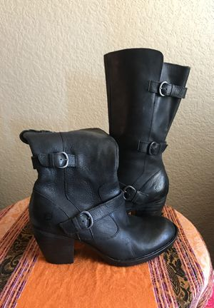 Born leather boots (Women's 10) for Sale in Henderson, NV
