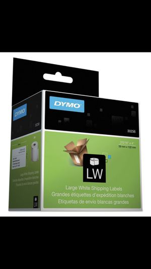 Dymo printer labels for Sale in Orlando, FL