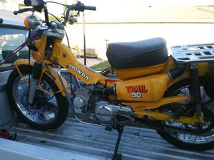 Ct Honda trail 90. Or best offer. Can deliever for Sale in Long Beach, CA