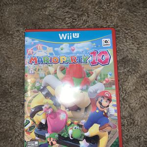 Mario Party 10 for Sale in Hopkinsville, KY